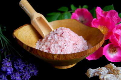 Ritual Bath Salts *Meditative*