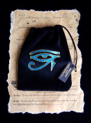 Tarot Bag with *Eye of Horus design*