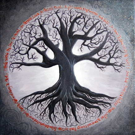 Tree of Life Wiccan Rede