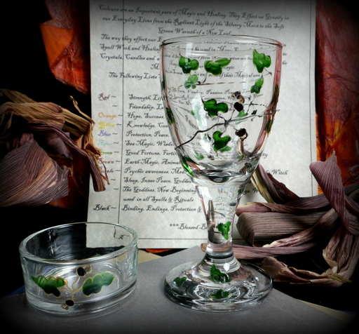 Oak Leaf Chalice