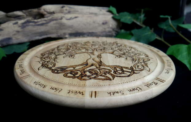 Tree of Life Altar Plate 2