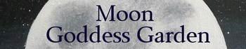 Moon Goddess Garden, site logo.
