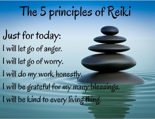 Reiki Level 1 with Paul Miles