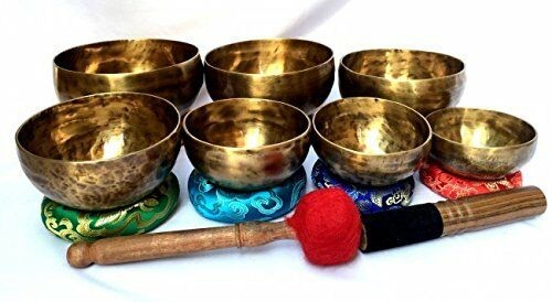 Healing With Singing Bowls - Qualification Course