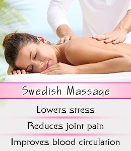 Swedish Full Body Massage - the Original Therapy Qualification