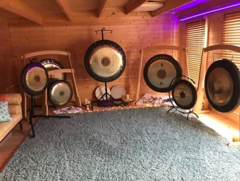 Gong Sound Bath with Anita Panayiotis