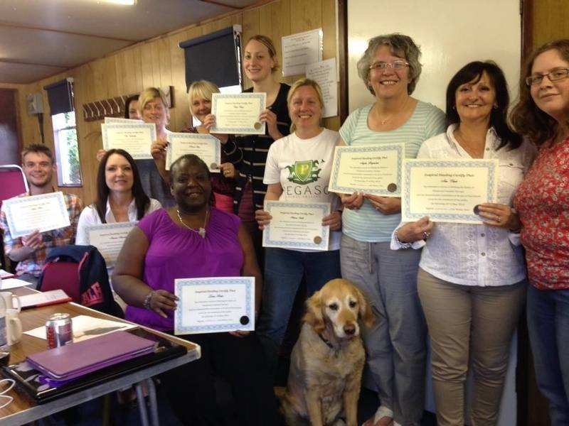 Eft Practitioners qualified April 2014