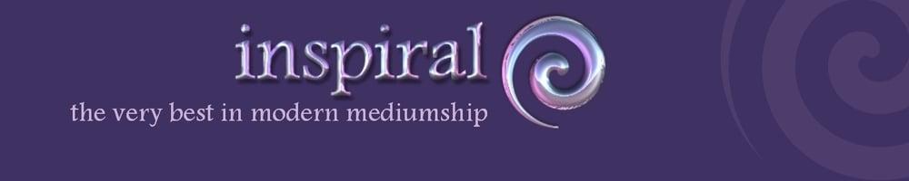Inspiral Mediums, site logo.
