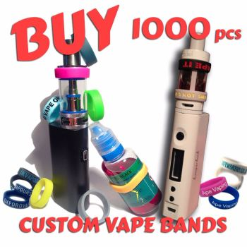 3. VAP-O-RING (VAPE BANDS) X 1000 PCS