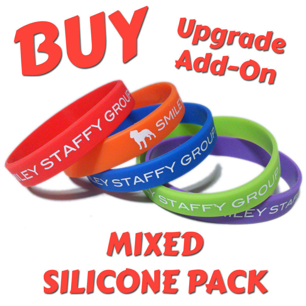Mixed Silicone Pack