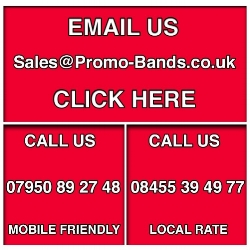Promo-Bands Contact Us