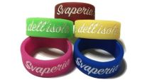 * Svaperia 2 Custom Printed Silicone Vape Bands by www.promo-bands.co.uk
