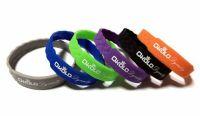 Okolo Dynasty - Custom Printed Braided Wristbands by Promo-Bands.co.uk
