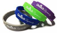 Okolo Dynasty 2 - Custom Printed Braided Wristbands by Promo-Bands.co.uk
