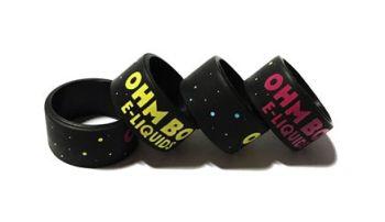 Ohmboy - Custom Printed Vape Bands by Promo-Bands.co.uk