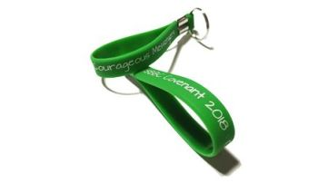 SBBC Covenant - Custom Printed Silicone Keyrings by Promo-Bands.co.uk