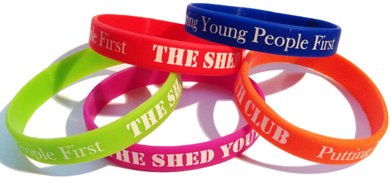 wristbands bands gogo dp party silicone pcs rainbow pride silicon favors bracelets rubber