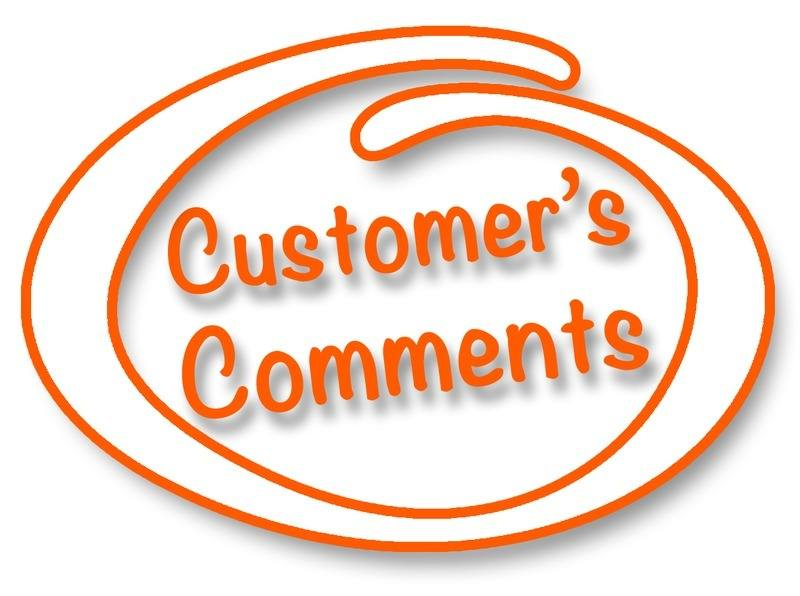 Customer-Comments