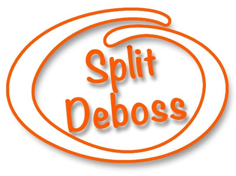 z.split-deboss