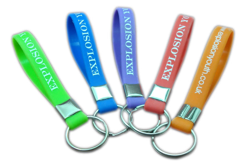 1. Silicone_Keyring_Mixed_Pack_www.Promo-Bands.co.uk