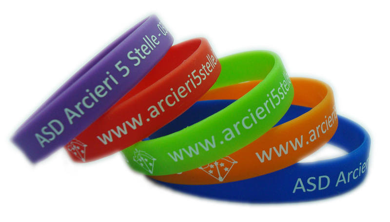 ASD Archery Wristbands - www.Promo-Bands.co.uk