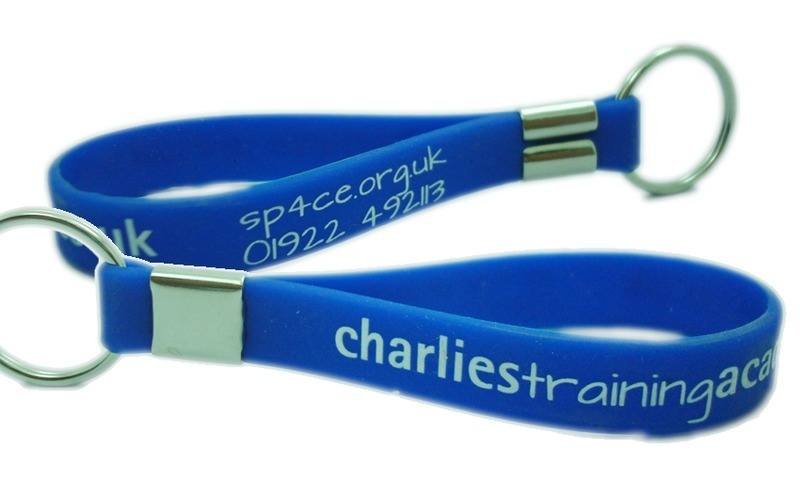Key Bands Promotional Silicon Keyrings