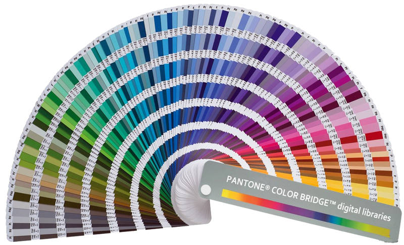 pantone - ww.Promo-Bands.co.uk