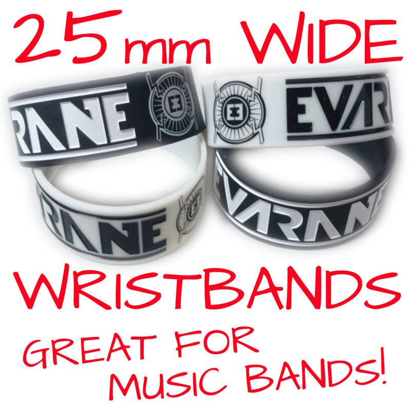 WIDE WRISTBANDS BY WWW.PROMO-BANDS.CO.UK