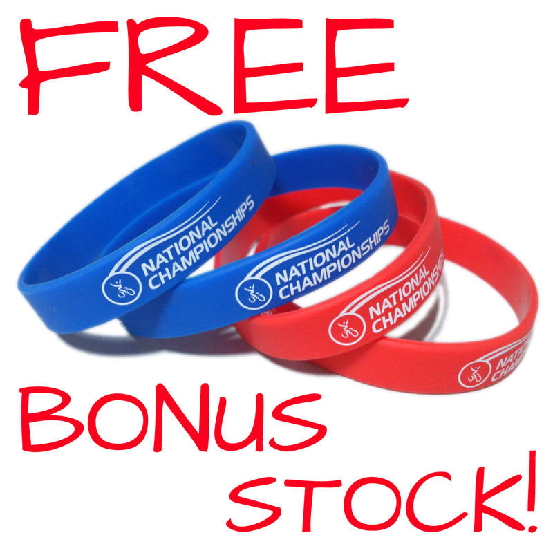 FREE WRISTBANDS WWW.PROMO-BANDS.CO.UK