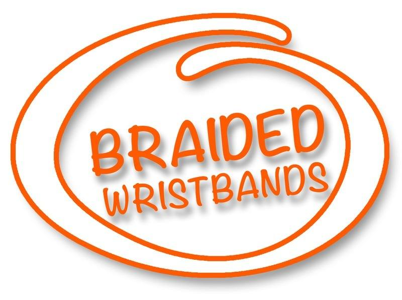 **SILICONE-WRISTBANDS-BRAIDED