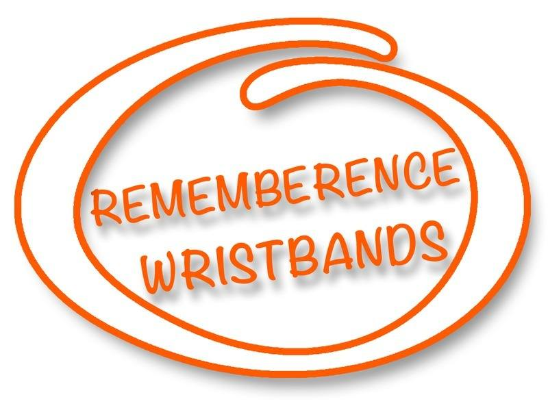**SILICONE-WRISTBANDS-COMMEMORATIVE
