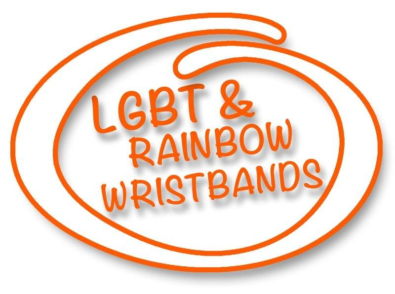 **SILICONE-WRISTBANDS-LGBT