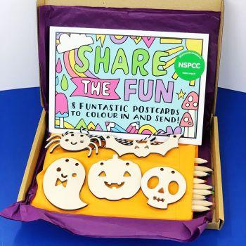 Happy Box - Halloween edition