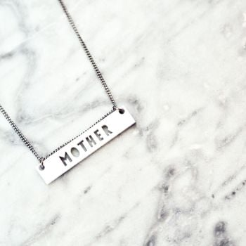 SSS MOTHER necklace