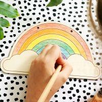SSS Single colour your own rainbow