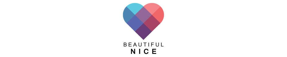 www.beautifulnice.co.uk, site logo.
