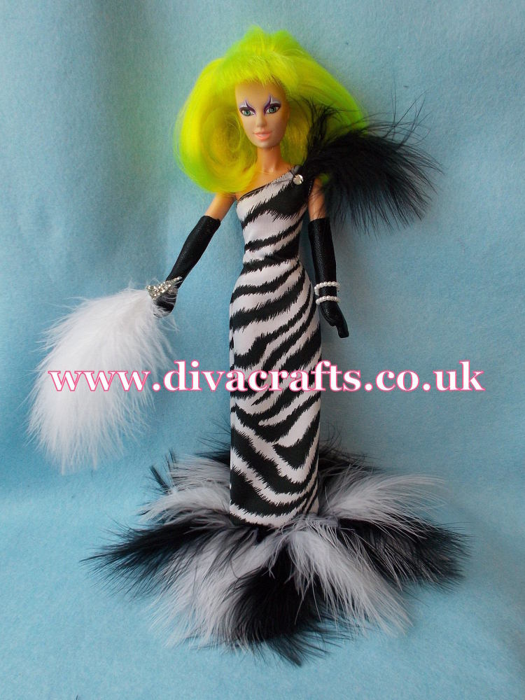 Jem doll fashion giveaway The Cazjar Boutique