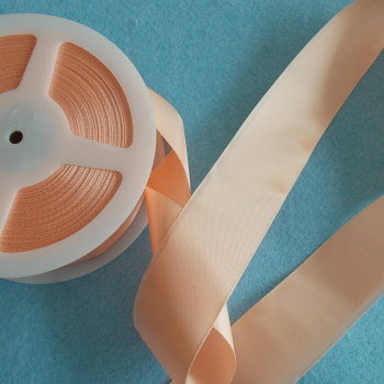 Blanket Binding 36mm Wide - Peach