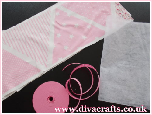 bunting free tutorial diva crafts (1)