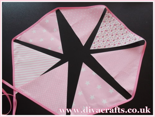 bunting free tutorial diva crafts (4)