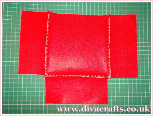 christmas felt bag free project diva crafts (2)