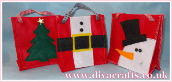 christmas felt bag free project diva crafts (4)