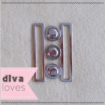silver coloured nurse waspie belt clasp diva crafts diva loves week 138