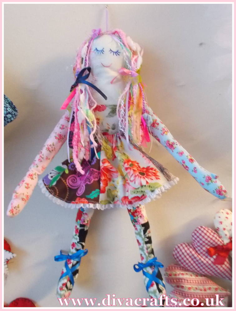 rag doll diva crafts