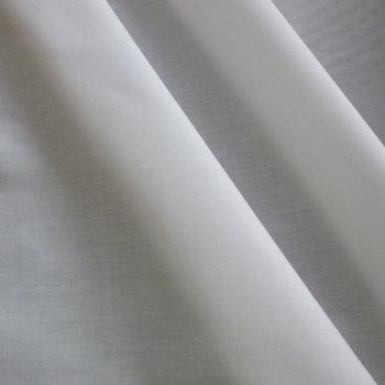 Plain Dyed Polycotton - Ivory