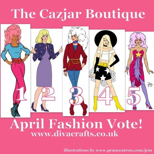 april jem fashion voting cazjar diva crafts
