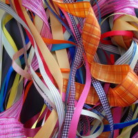 25 Metres of Ribbon Lengths