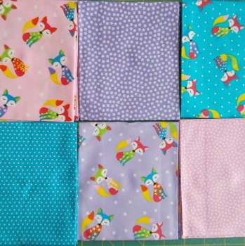 Fat Quarter Bundle - Mr Fox