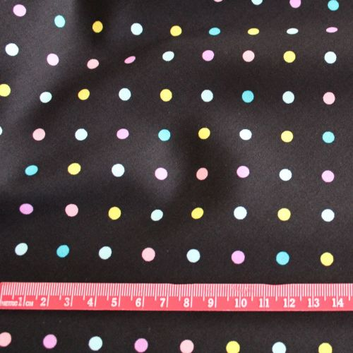 Spotty Dotty 100% Cotton Poplin Fabric