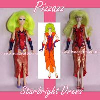 Handmade by Cazjar JEM Fashion Hasbro OR Integrity - 082